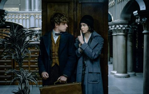 Fantastic Beasts: A Rowling Great Time
