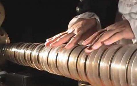 The Glass Armonica