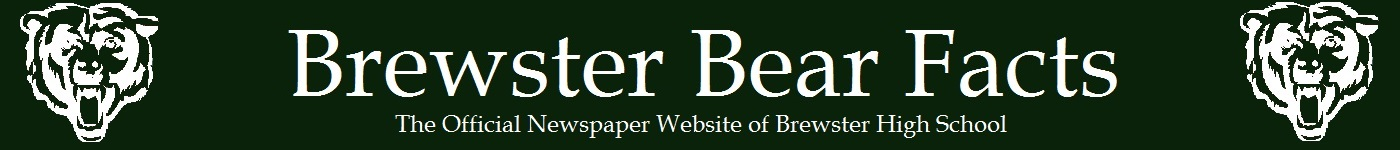 The Official Newspaper Website of Brewster High School