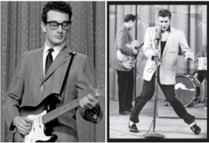 Bear Facts Musical Showdowns Presents: Buddy Holly vs. Elvis Presley