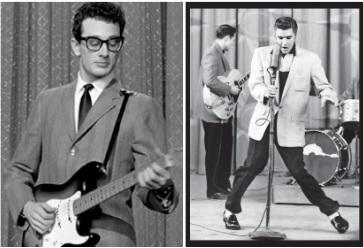 Bear Facts Musical Showdowns Presents: Buddy Holly vs. Elvis Presley