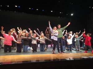 """Metro Award Nominations Make it a Jolly Holiday  for BHS's """"Mary Poppins"""""""