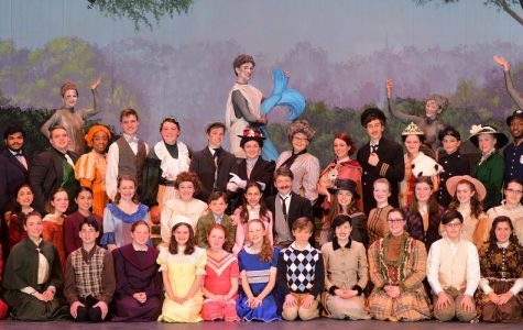 "Metro Award Nominations Make it a Jolly Holiday  for BHS's ""Mary Poppins"""