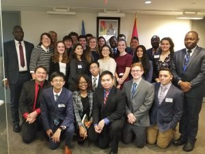 Cornell University's Mixed Bag Model UN Conference