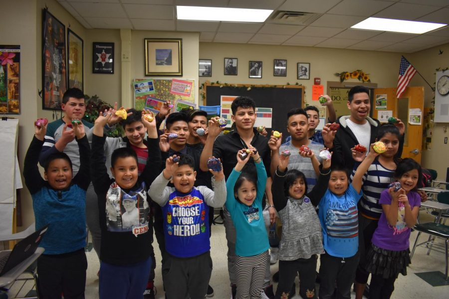 Kindness Rocks the High School ESL Classroom