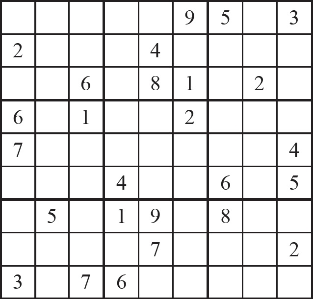 Evil+Sudoku