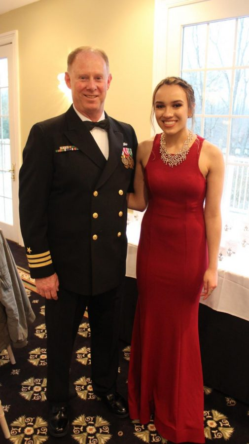 Annual Military Ball Continues To Highlight ROTC's Best