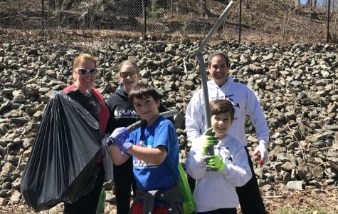 BHS Senior Celebrates Earth Day by Organizing a Trail Cleanup