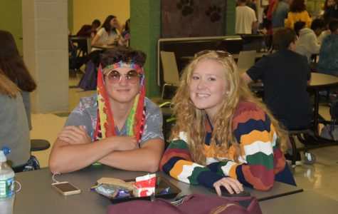 Spirit Week Marches On: Decade Day!