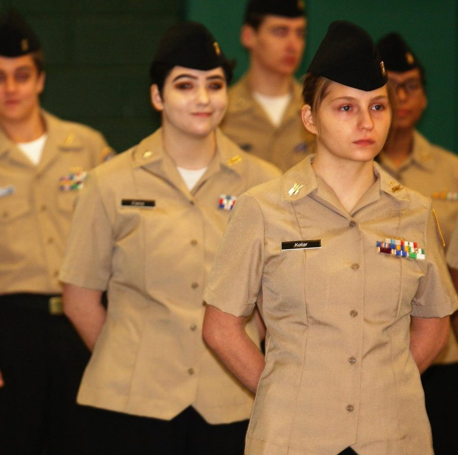 "Brewster's ""Outstanding"" NJROTC Program  Delivers Again for the 2018 Annual Inspection"