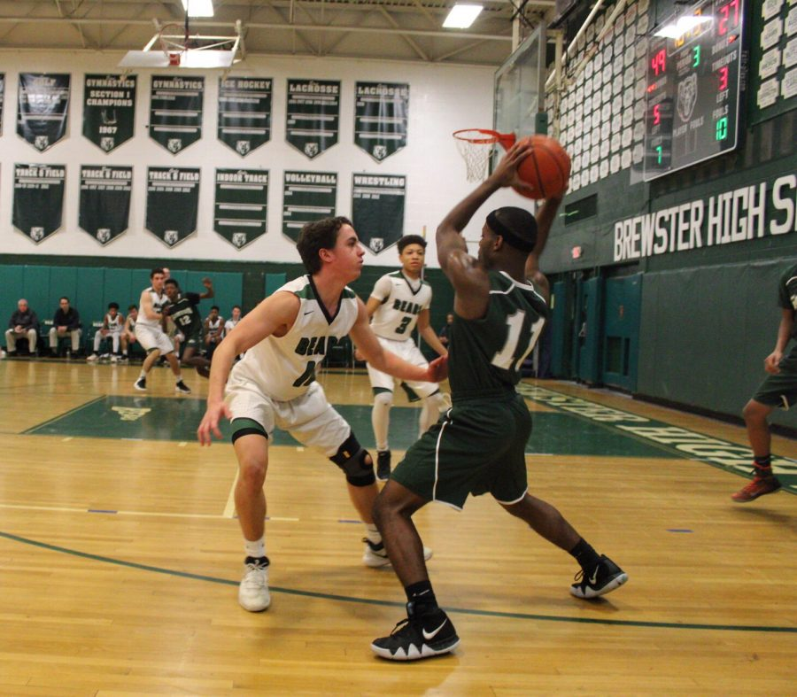 Sports Photos Spotlight: Varsity Basketball vs. Gorton