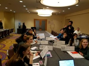 Model UN Travels through Time and New York City with Latest Conference