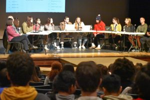 A Master Class in  Reporting: Bear Facts Attends Byram Hills Journalism  Conference