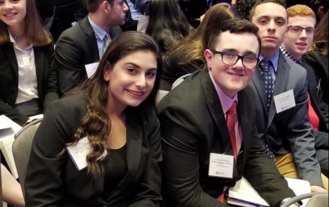 Brewster High School Students Attend One of the World's Premier Model United Nations Conferences