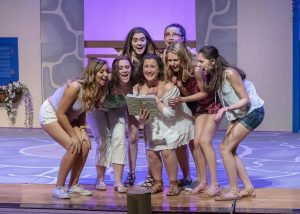 Mamma Mia, What a Show!  Spring Musical Filled With Talent