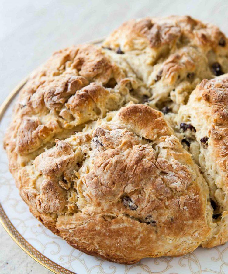 Ms. Acquisto's Prize-Winning Irish Soda Bread