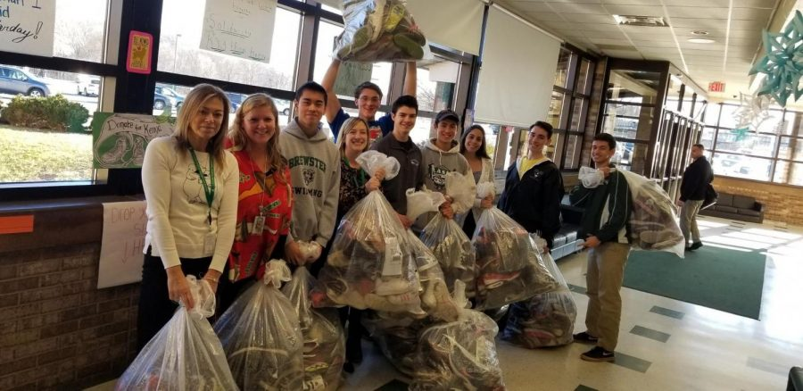 BHS Kindness Challenge Ripples Out to Ghana