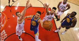Road to the NBA Finals:  Will It Be a Golden Journey or a Jurassic Slaughter?
