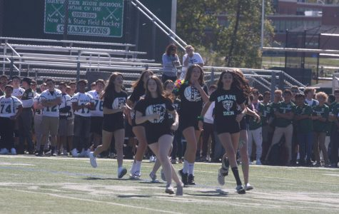 Pep in Their Step!  Brewster Celebrates with Annual Pep Rally!