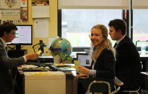 Brewster's Model UN Hosts Their Third Annual Conference