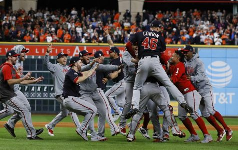 #CurlyWS: Nationals Win Their First Ever World Series