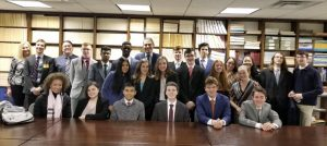 A visit to the Greek consulate yields experience, debate, division, and ultimately unity in a group the continues to flourish at this conference year after year.