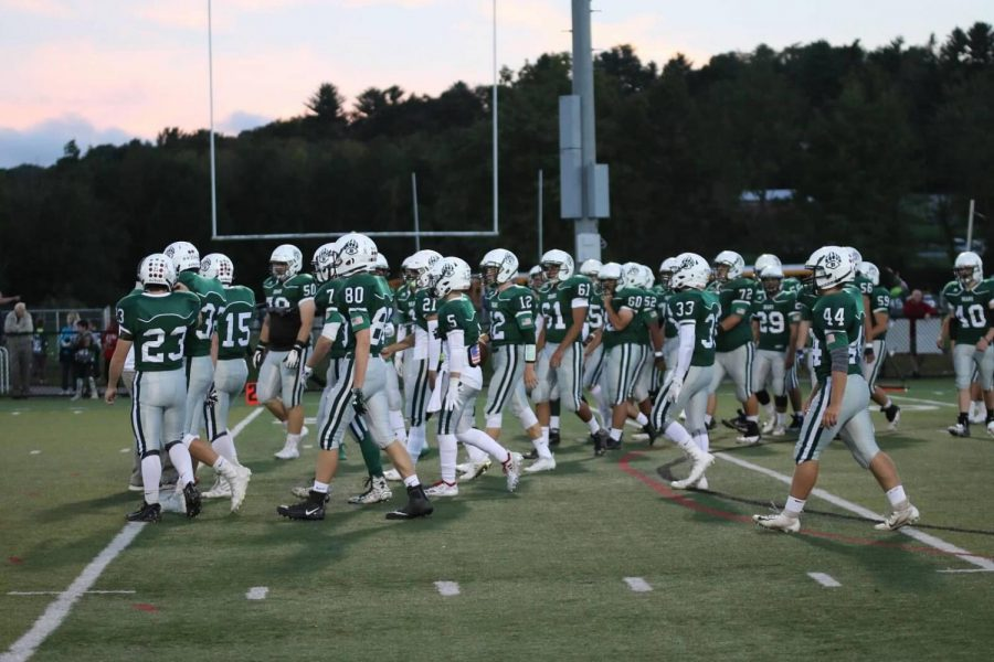 The Brewster Bears 2019 football team unknowingly takes the turf for what would be their last time for the foreseeable future.