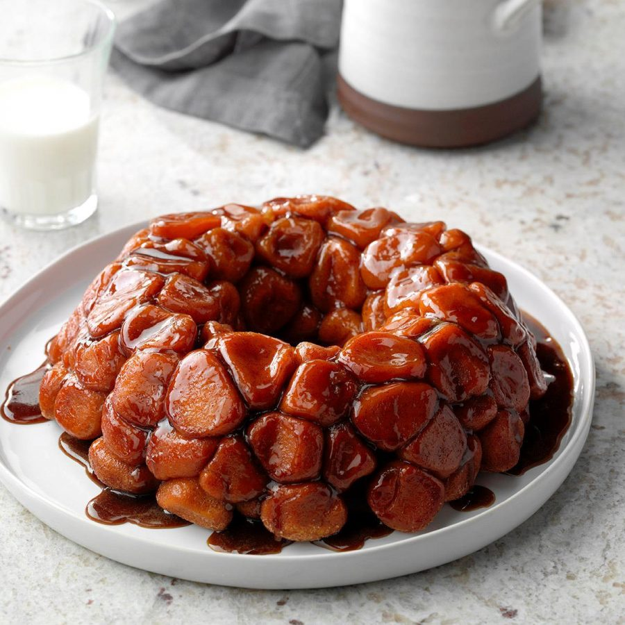 What's Cooking Around BHS - Caitlin Ercole's Monkey Bread!
