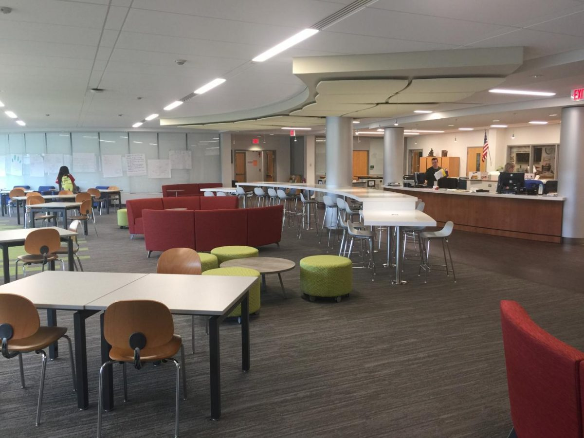 The 21st century designed and recently completed ILC meets at the intersection of academic emphasis and comfort .