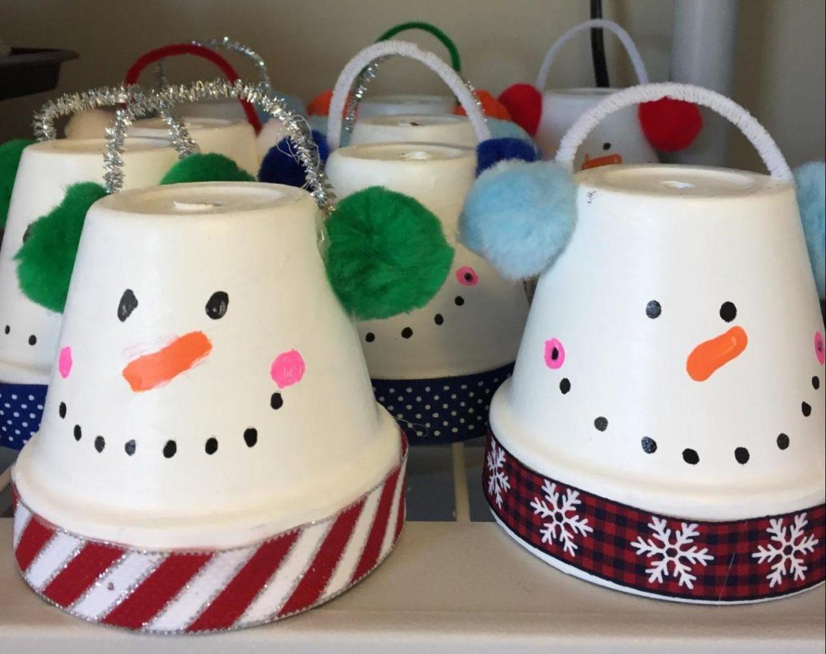 Snowmen That Don't Melt!