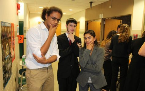 Model UN Holds Mock 2016 Presidential Campaign