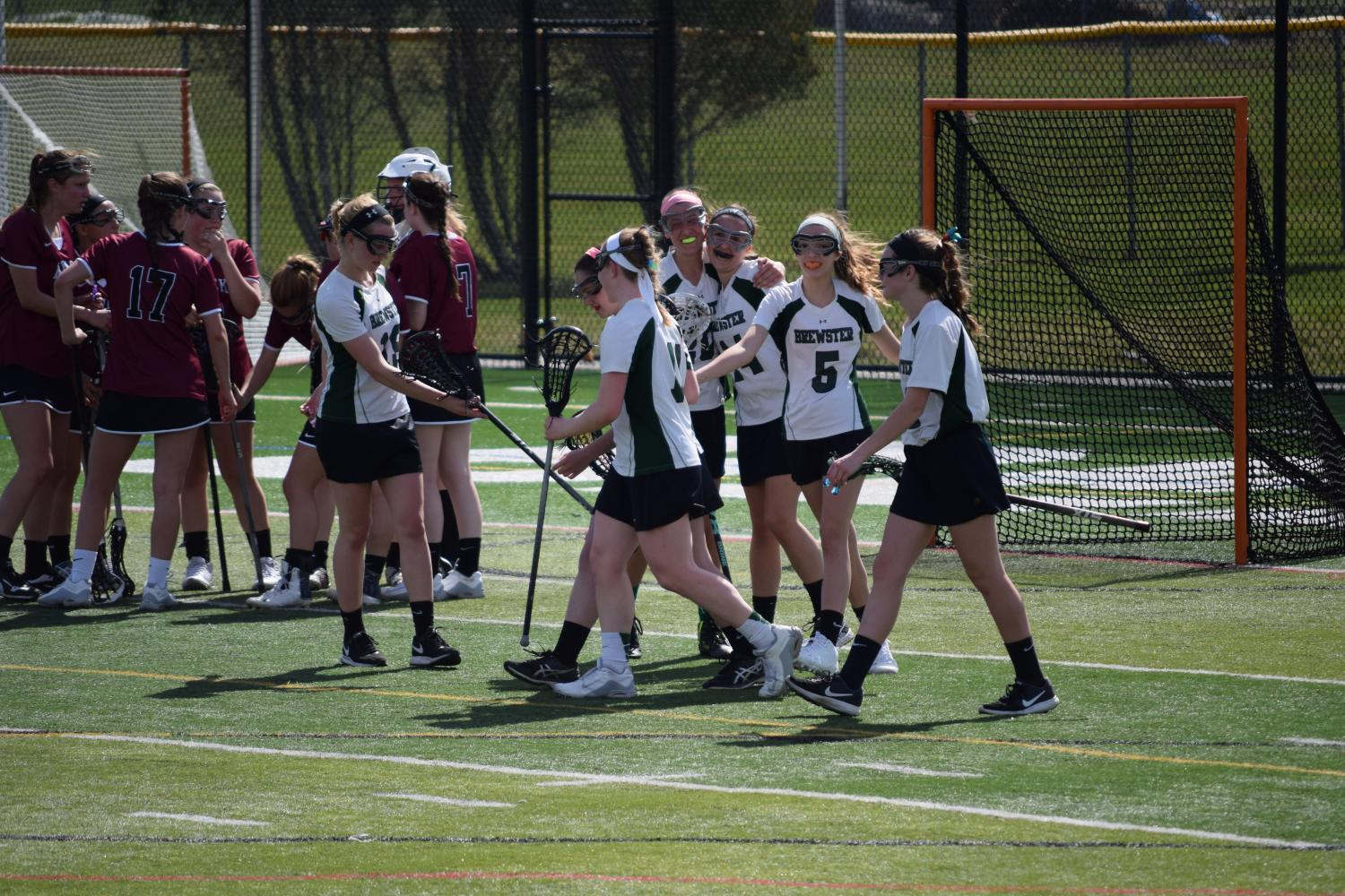 Our spring sports team captains report  from the field!