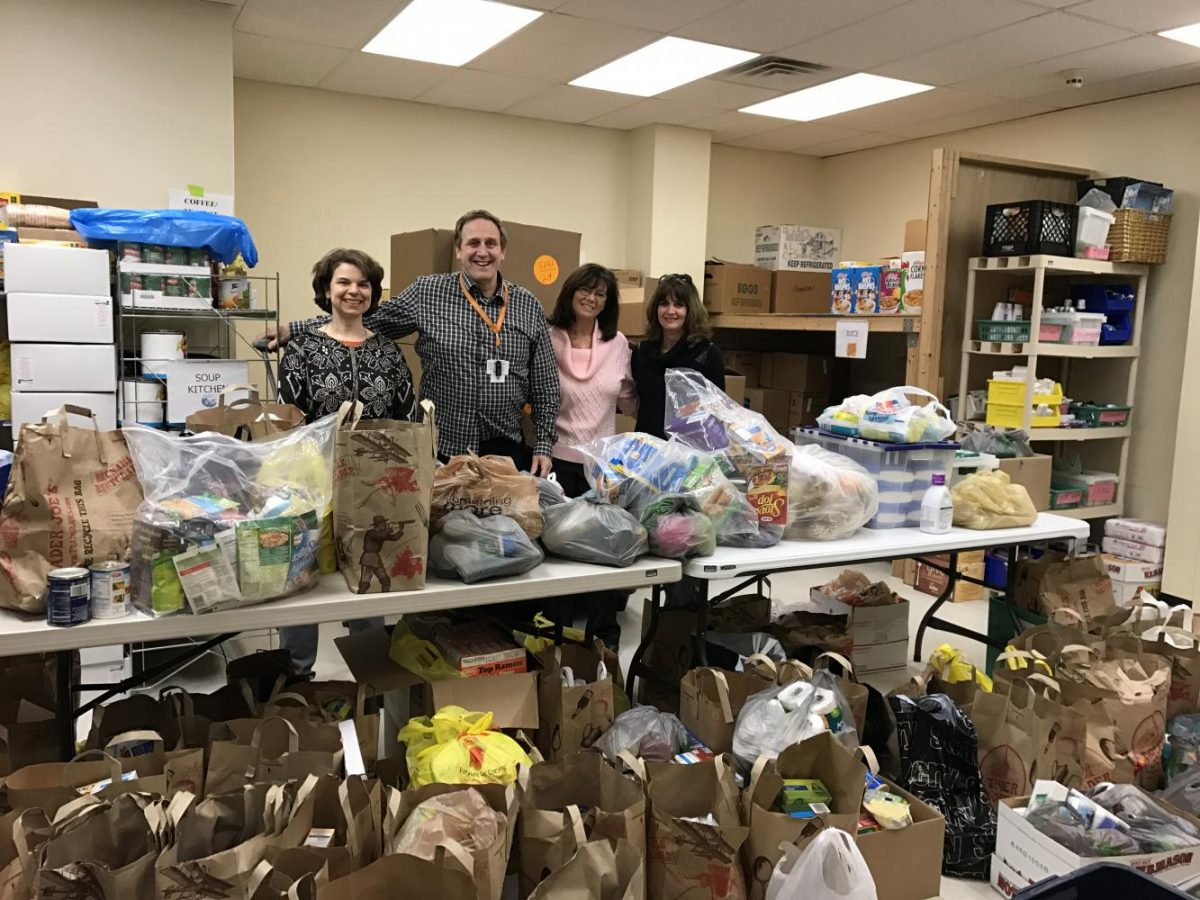 BTA Food Drive Yields Another Successful Year