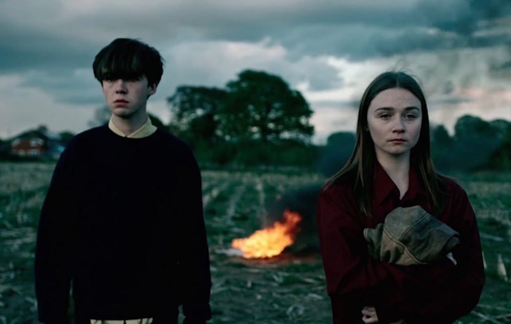 James and Alyssa (Alex Lawther and Jessica Barden), learn to overcome their own self-destructive flaws and grow to depend on each other through the course of eight episodes.