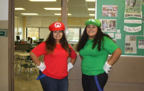 It's Halloween at BHS! - Costume Photo Gallery and Roving Reporter