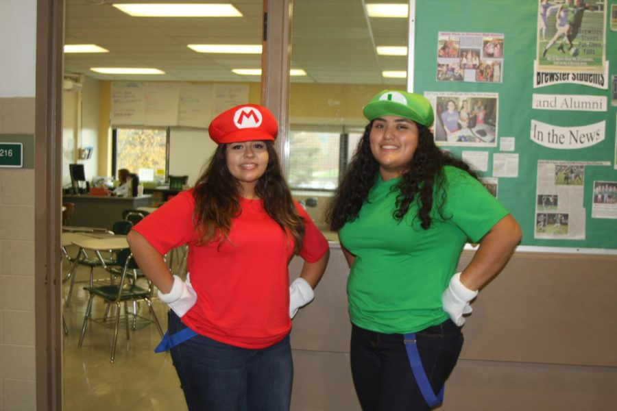 Its Halloween at BHS! - Costume Photo Gallery and Roving Reporter