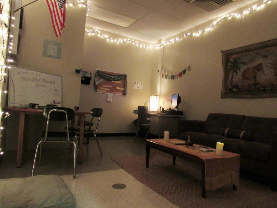 New Mindfulness Room Provides an Oasis for All