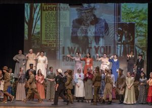 "Brewster Performing Arts Honors  Local Veterans with Original Play ""The Letters: Voices from the Great War"""