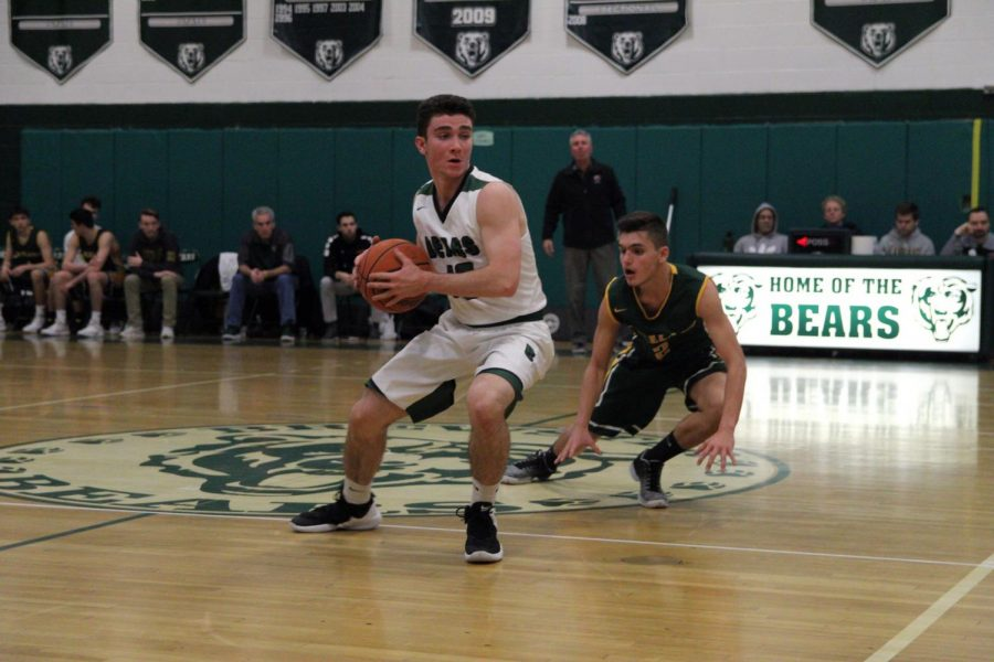 Sports Photos Spotlight: Varsity Basketball vs. Lakeland