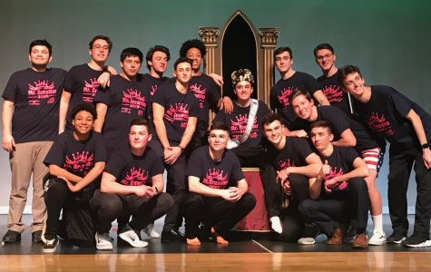 Meet Your Mr. Brewster Candidates!