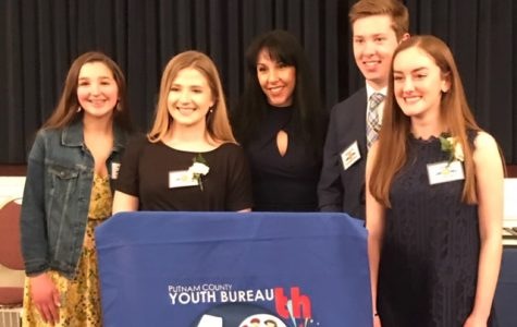 Brewster Students Honored for Their Work in the County