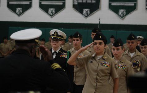 Pressed Best: NJROTC Annual Inspection Inspires and Impresses