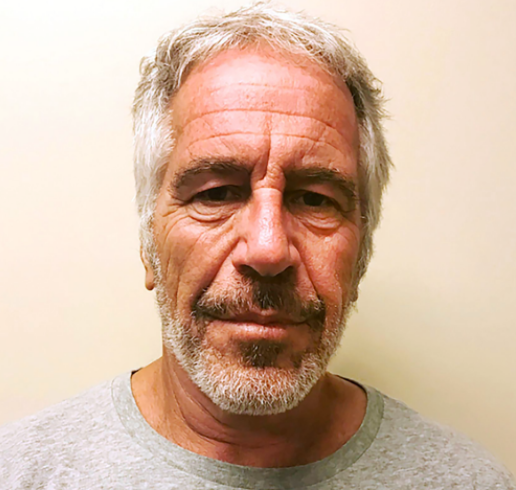 Jeffrey Epstein, from prison