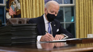 Biden's First Days in Office - A Review