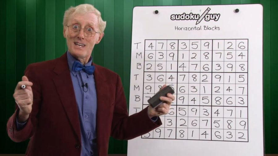 Do You Sudoku? - March 2021