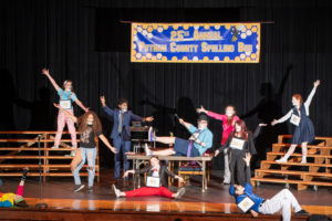 Some of the oddest characters youll ever meet will do anything for the title of Best Speller at The  25th Annual Putnam County Spelling Bee.